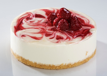 Or plain cheescake, we can go back to basics. Real cheesecake seems to not exist in Europe.