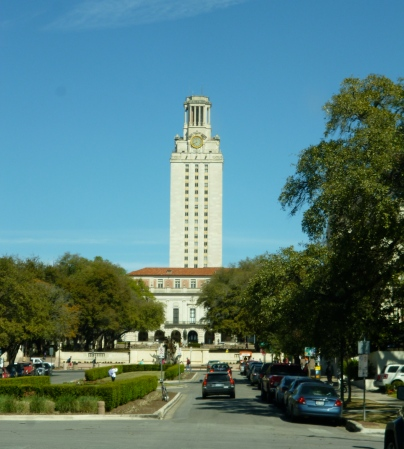 The UT Tower