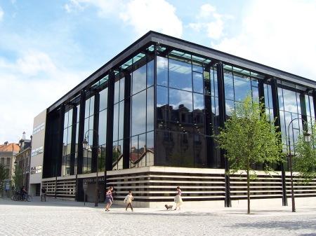 The Médiathèque in Reims