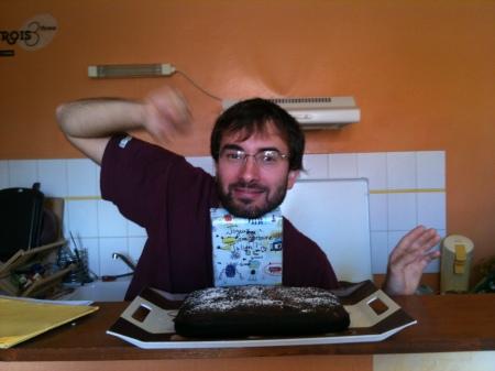 J's birthday. August 2012