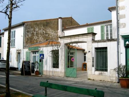 Ile de Ré. March 2010