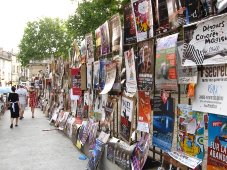 Avignon. July 2010