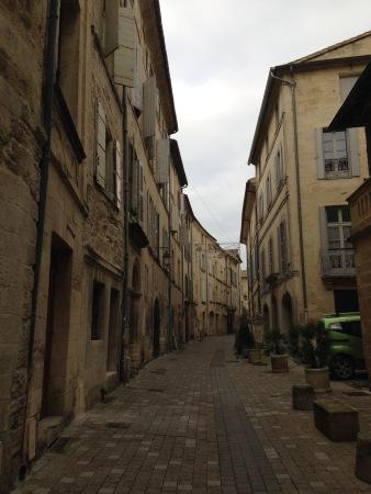 Street in Uzès