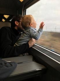 More train love